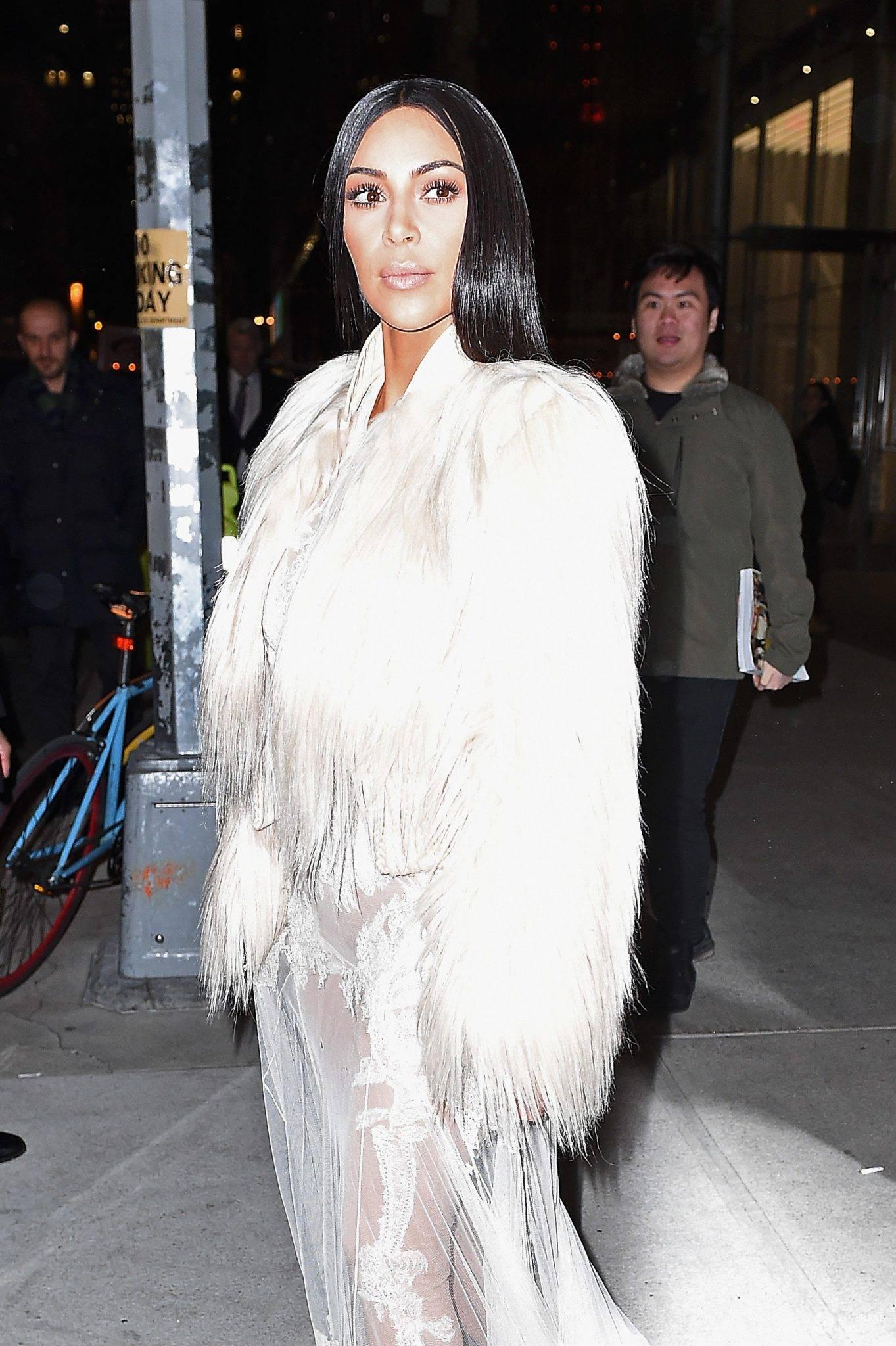 Kim Kardashian ma depresję?