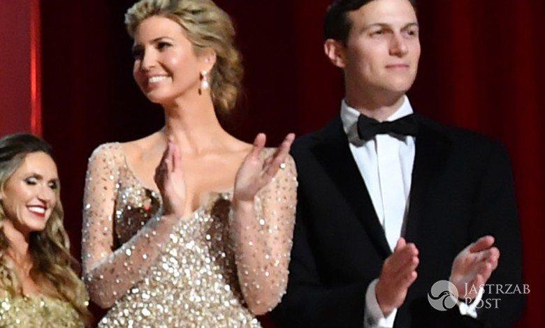 Ivanka Trump z mężem na Balu Inauguracyjnym