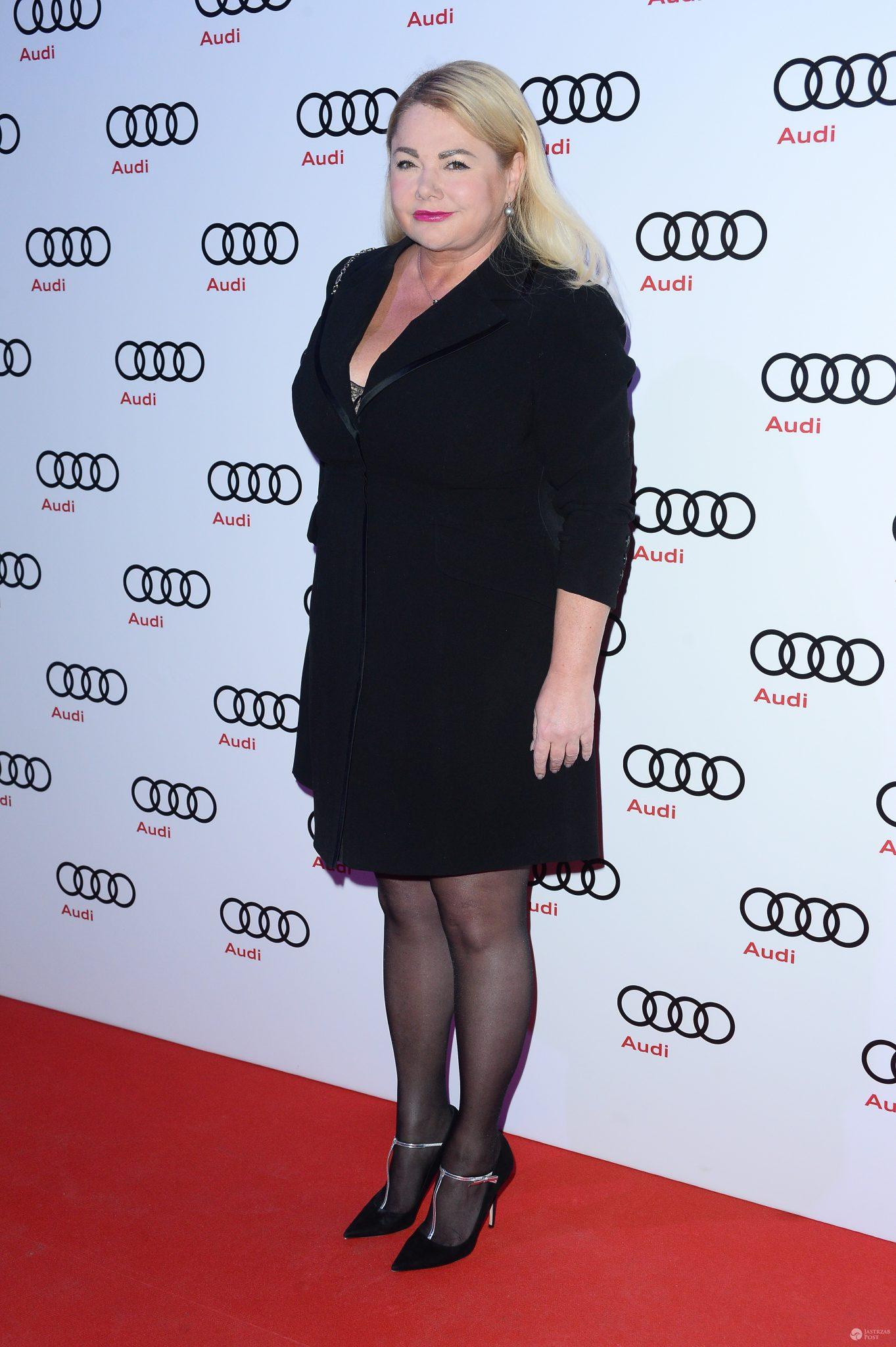 Katarzyna Niezgoda - prezentacja samochodów marki Audi 2017