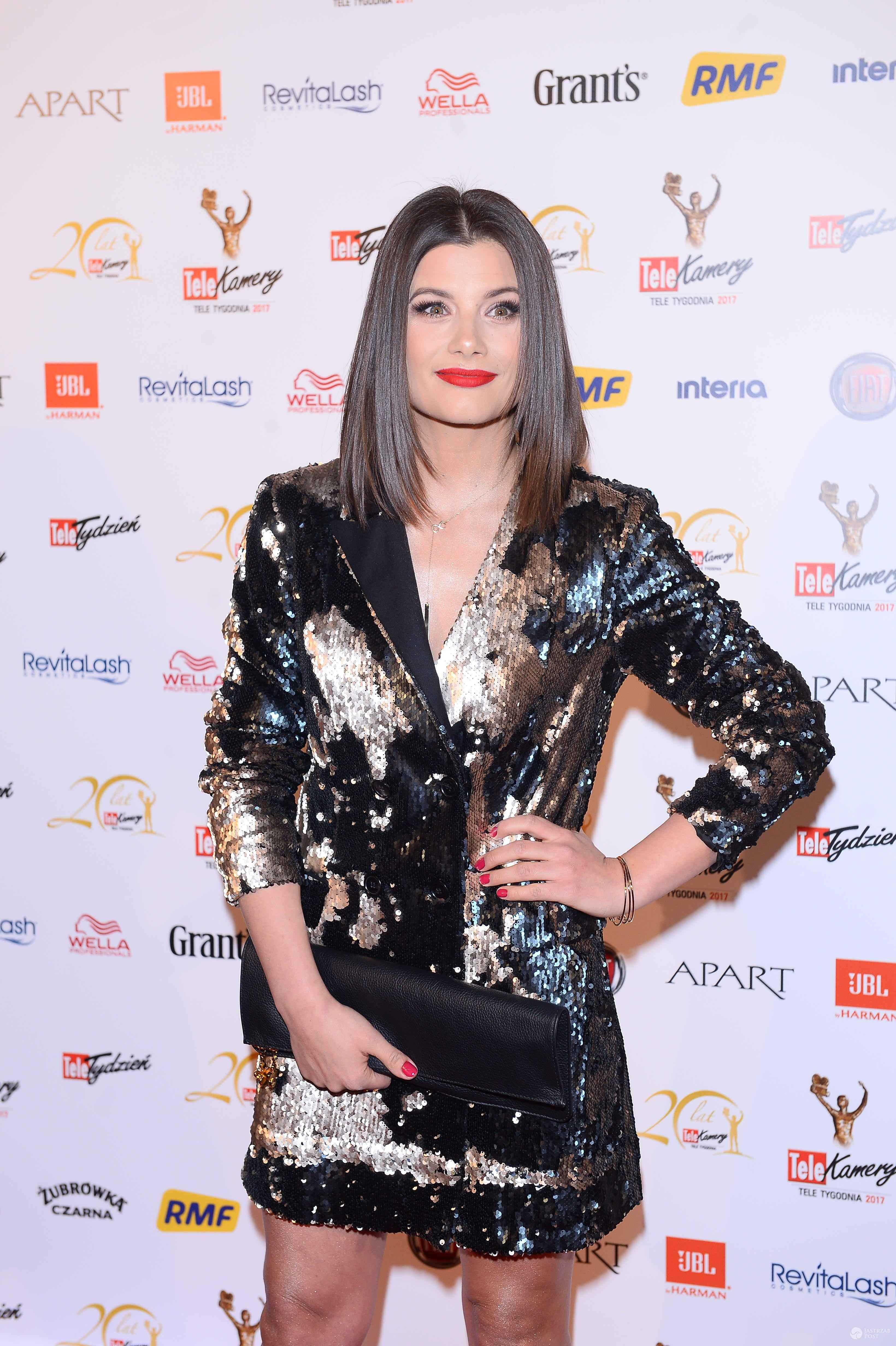 Agnieszka Sienkiewicz - Telekamery 2017