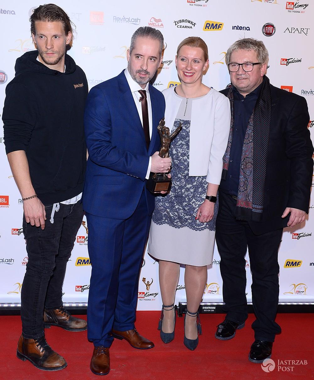 Nagroda specjalna TeleKamery 2017 - serial Belfer Canal+
