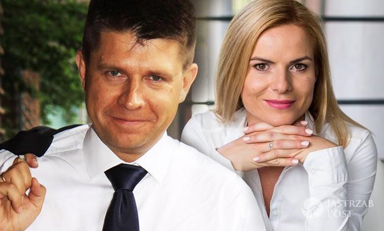 Joanna Schmidt i Ryszard Petru - wyciekły SMS-y