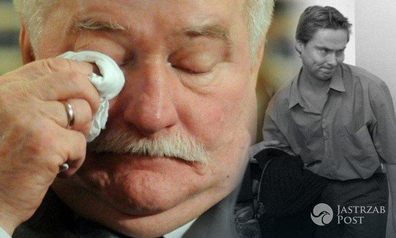 Lech Wałęsa o śmierci syna Przemysława Wałęsy