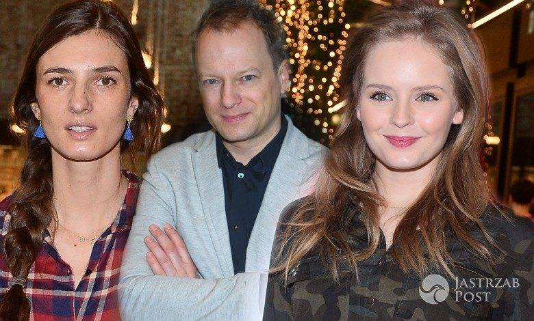 Kamila Szczawińska, Maciej Stuhr, Olga Kalicka na imprezach