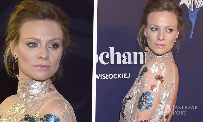 Magdalena Boczarska na premierze filmu Sztuka kochania. Zdjęcia