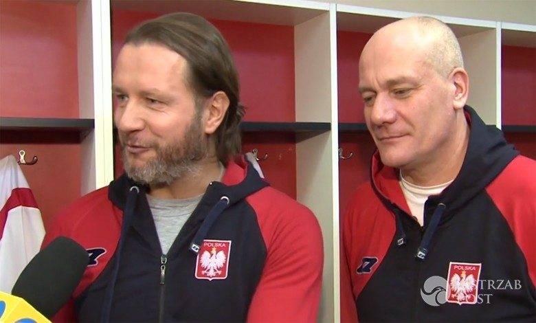 Radosław Majdan i Piotr Zelt