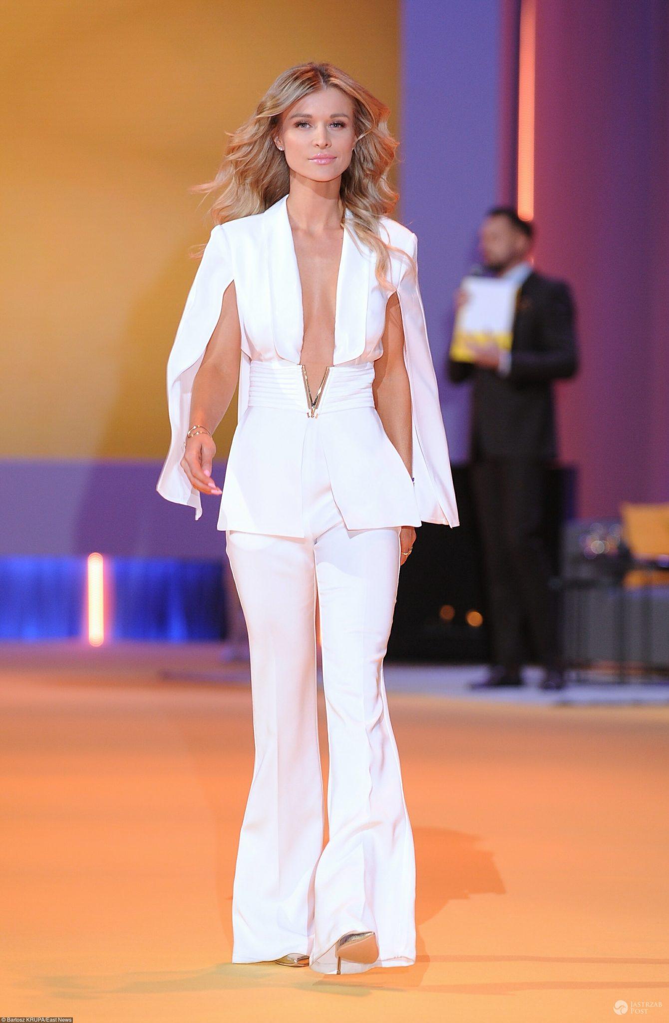 Joanna Krupa - wiosenna ramówka TVN 2017