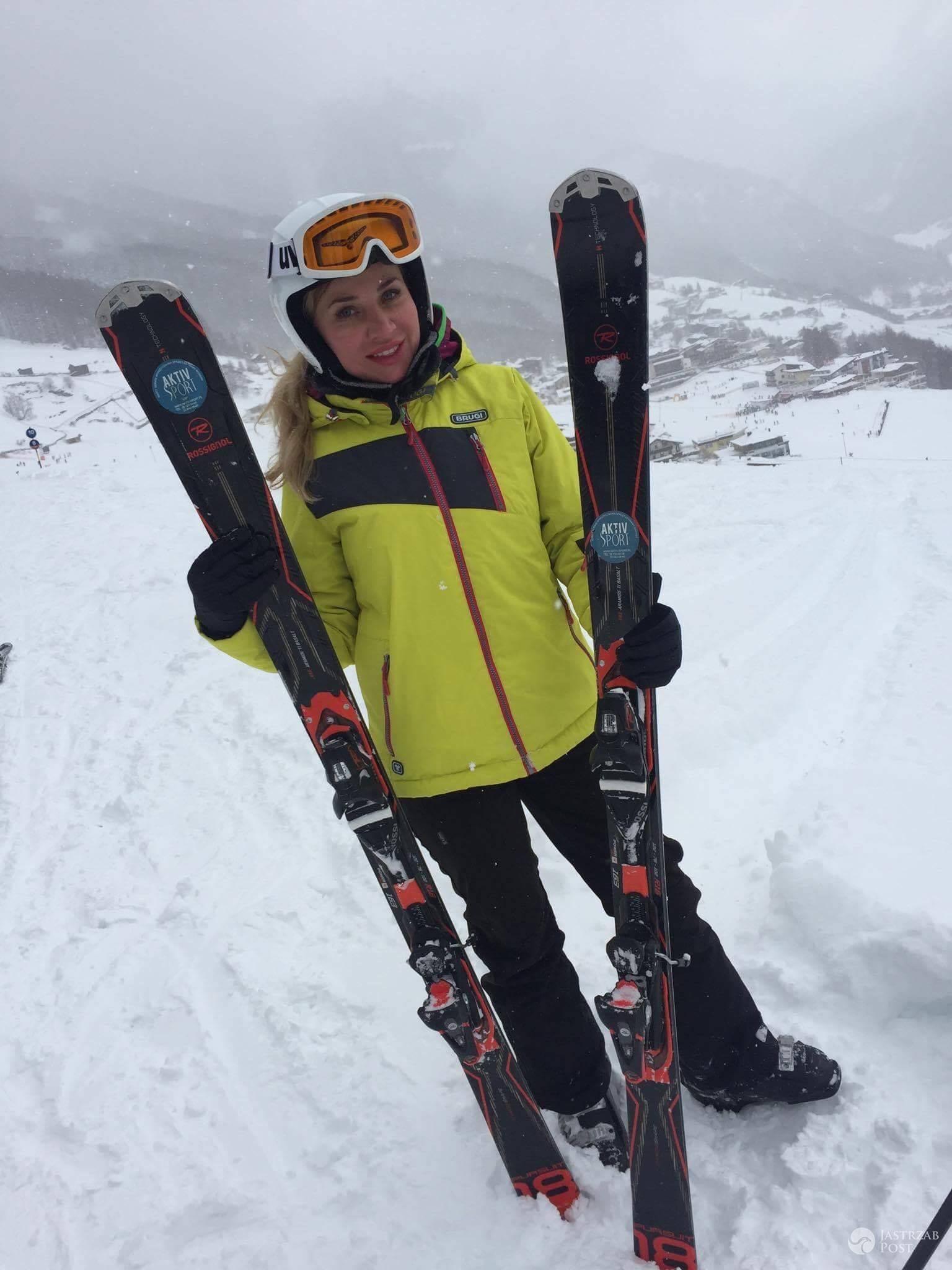 Lidia Kopania w Alpach 2017