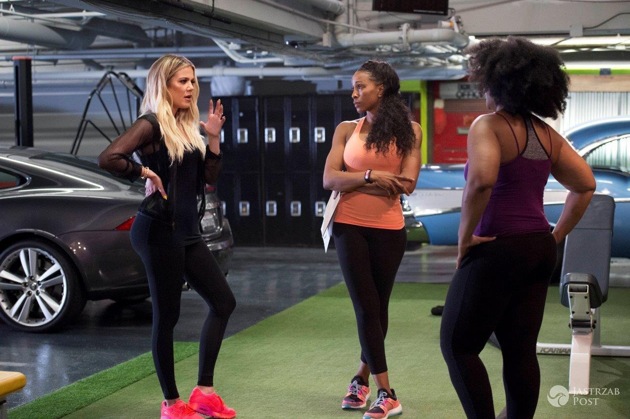 """""""Nowe ciało z Khloe Kardashian"""" - nowe reality show Khloe Kardashian"""