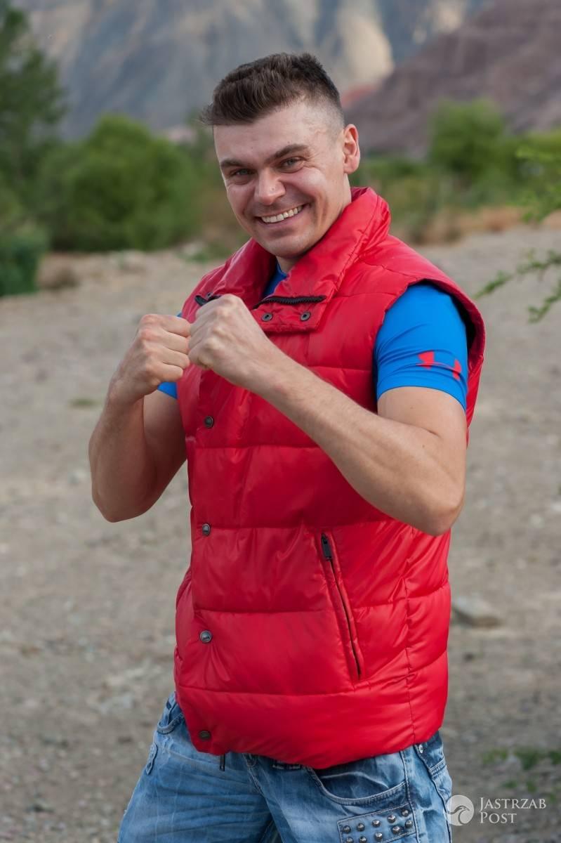 Tomasz Niecik - uczestnik