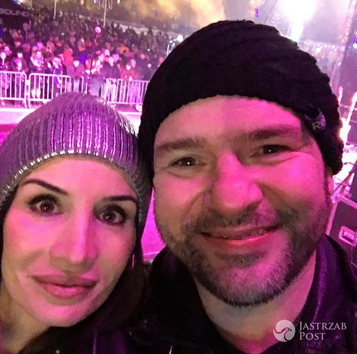 Tomasz Karolak i Viola Kołakowska w Słupsku - Instagram