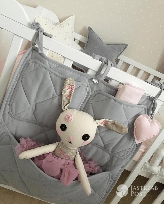 Paulina Sykut pokazała łóżeczko swojej córki - Instagram