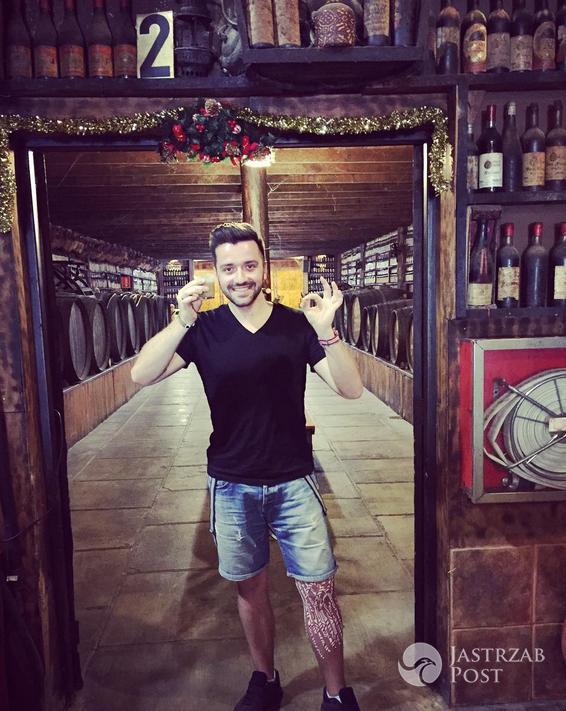 Rafał Szatan na Teneryfie - InstagramBarbara Kurdej-Szatan na Teneryfie - Instagram