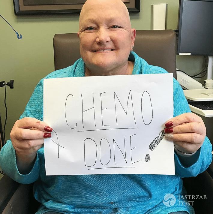 Debbie Rowe walczy z rakiem piersi - Instagram