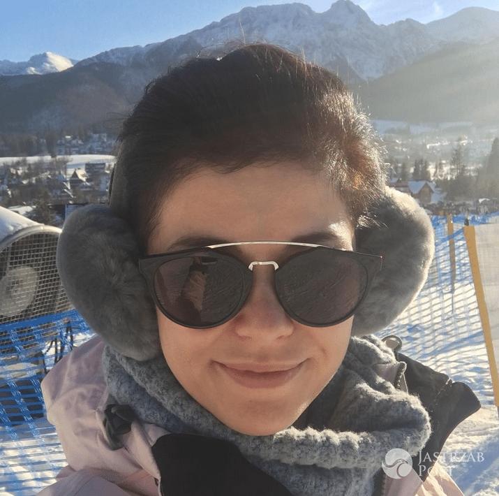 Kasia Cichopek w górach - Instagram