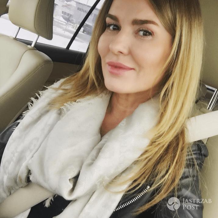 Hanna Lis chorowała przez miesiąc - Instagram