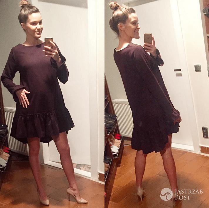 Natalia Jakuła jest w 8 miesiącu ciązy - Instagram