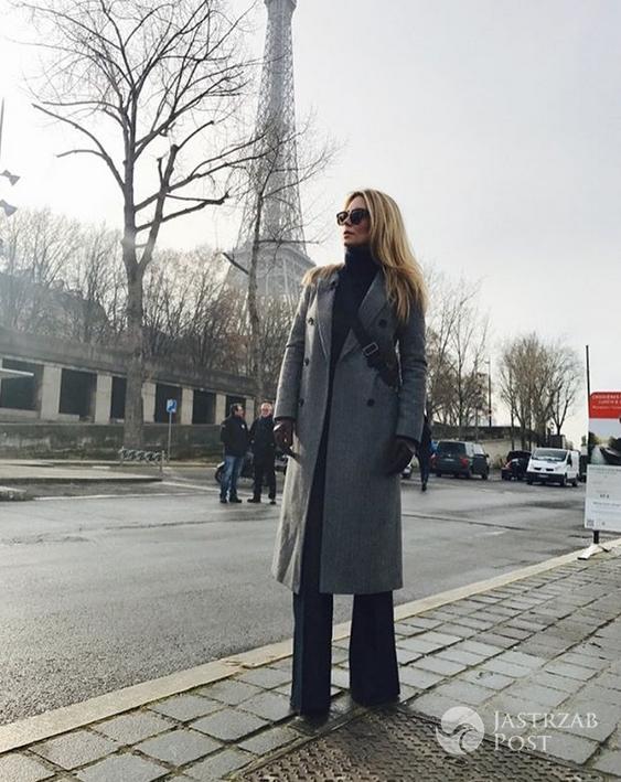 Małgorzata Rozenek w Paryżu - Instagram