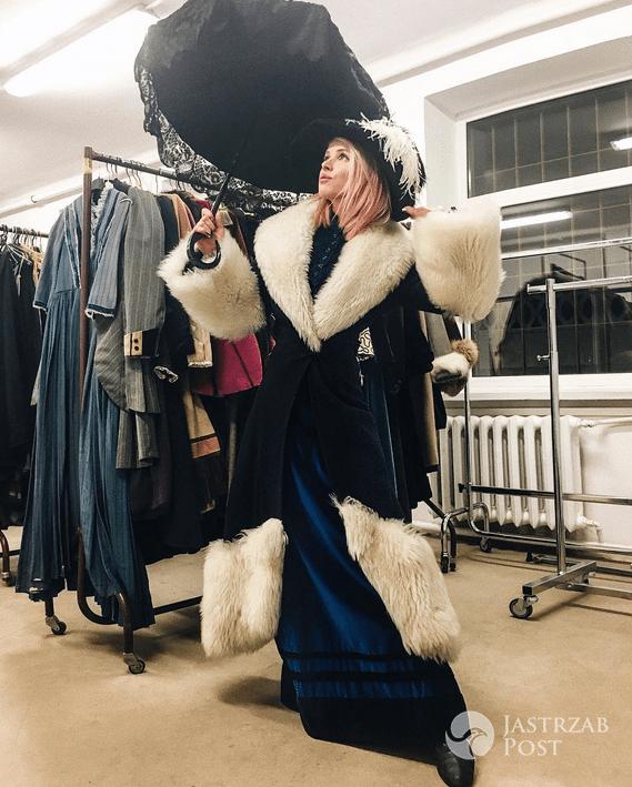 Maffashion zagra w serialu Belle Epoque - Instagram