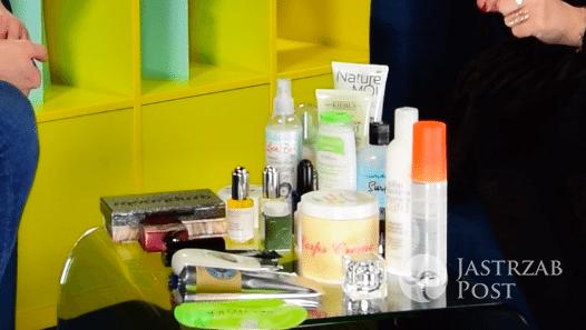Kremy, balsamy, szampony... Kosmetyczka Kamili Szczawińskiej to prawdziwa skarbnica produktów EKO! [WIDEO] - Kosmetyki Kamili Szczawińskiej