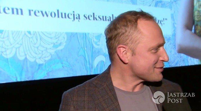 Piotr Adamczyk o Sztuce kochania