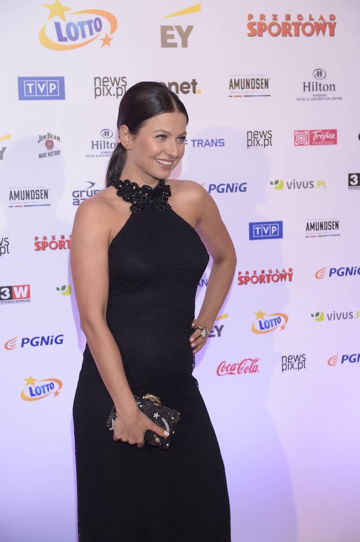 Anna Lewandowska - Gala Mistrzów Sportu 2016