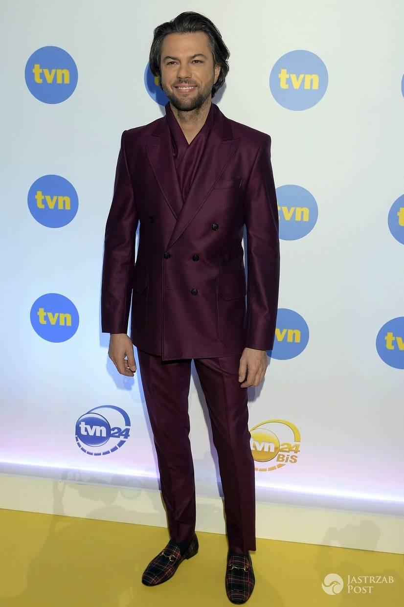 Olivier Janiak - ramówka TVN wiosna 2017