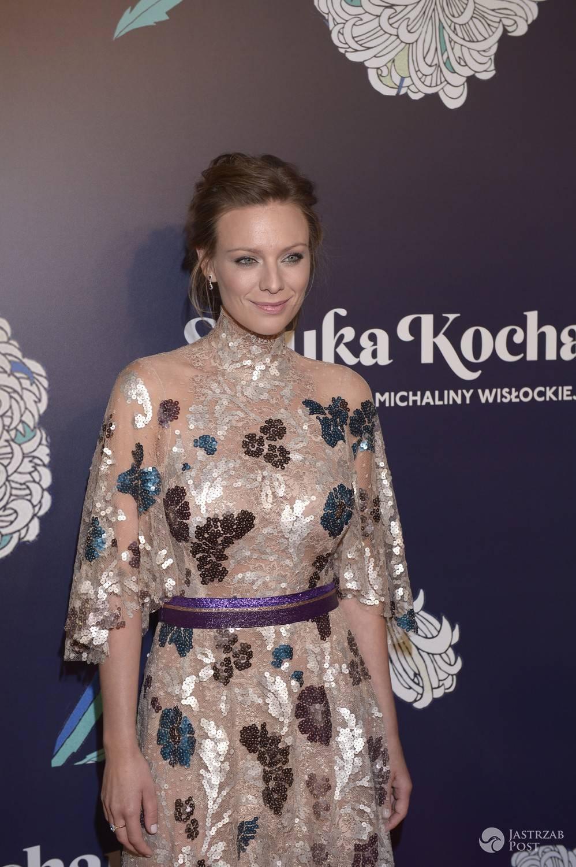 Magdalena Boczarska na premierze filmu Sztuka kochania. Zdjęcia kreacji 2017