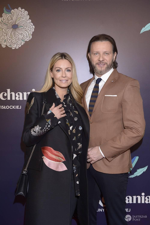 Małgorzata Rozenek i Radosław Majdan o swoim reality-show
