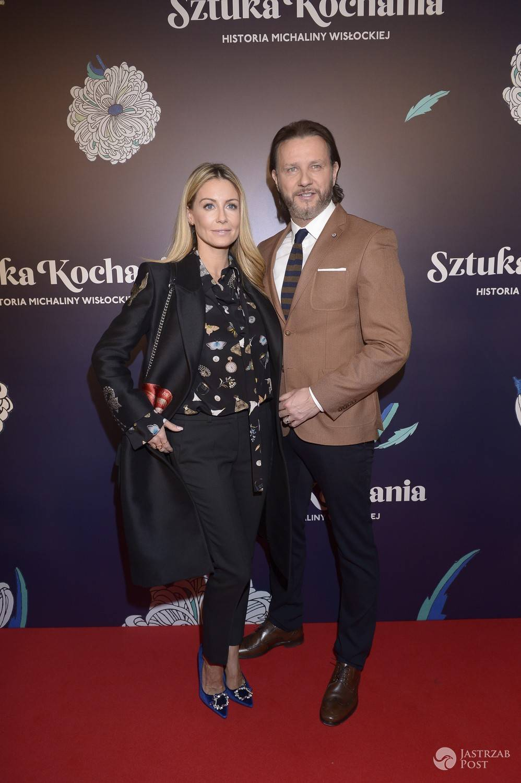 Małgorzata Rozenek i Radosław Majdan - Sztuka Kochania. Zdjęcia 2017. Fotki