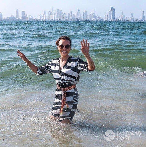 Anna Starmach wspomina wakacje