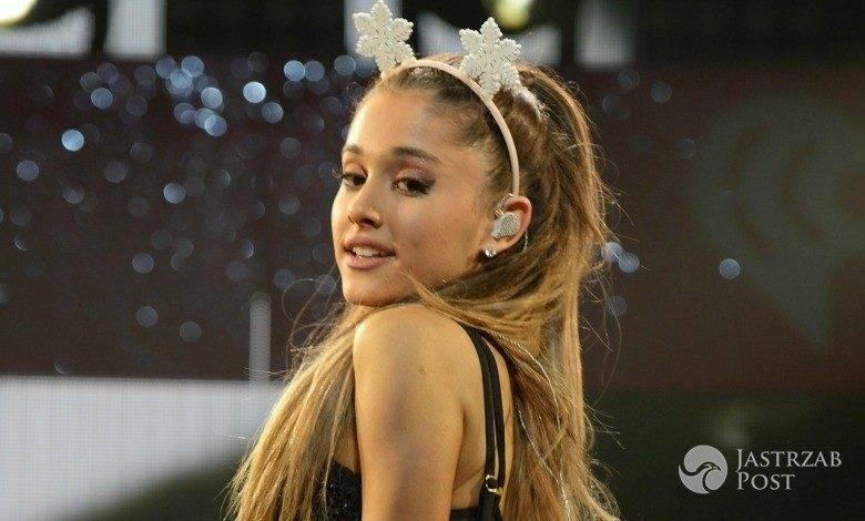 Ariana Grande skrytykowana przez fanów