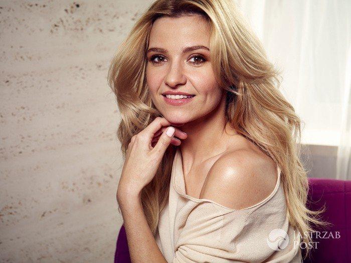 Joanna Koroniewska w kampanii AVON