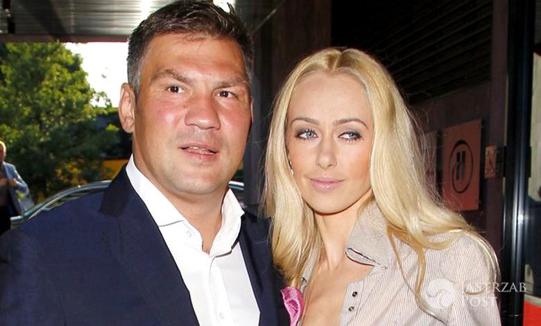 Dariusz Michalczewski kupił żonie Basi drogą torebkę