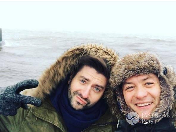 Robert Biedroń na wakacjach z partnerem Krzysztofem