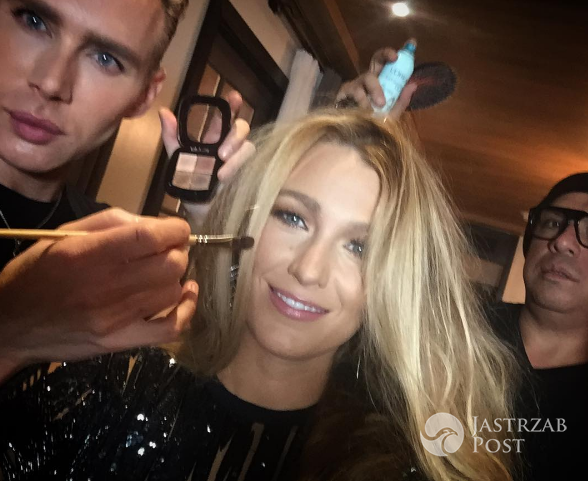 Blake Lively na gali People's Choice Awards