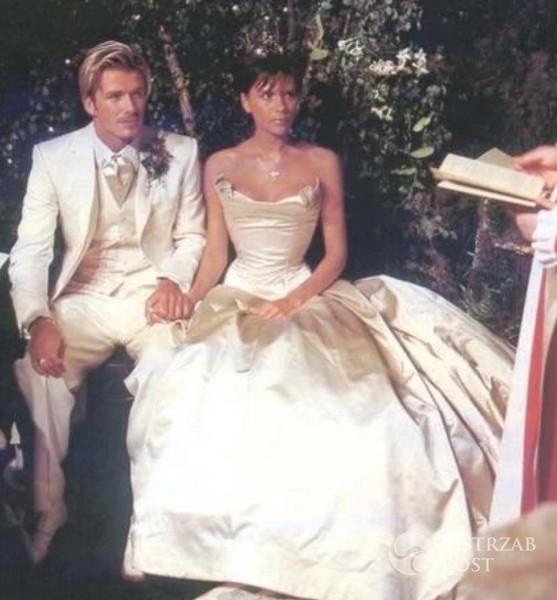 David i Victoria Beckham odnowili przysięgę małżeńską