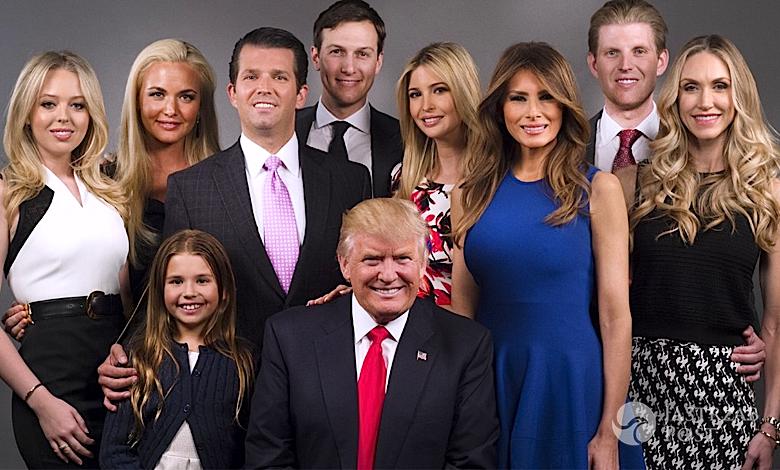 Donald Trump wszystkie dzieci