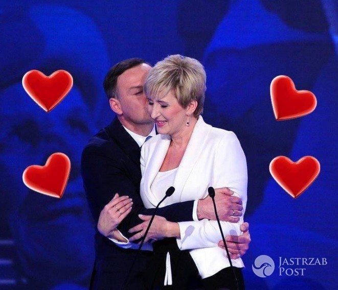 Walentynki z Andrzejem Dudą - wydarzenie na Facebooku