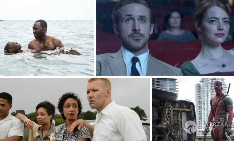 Złote Globy 2017 - nominowane filmy