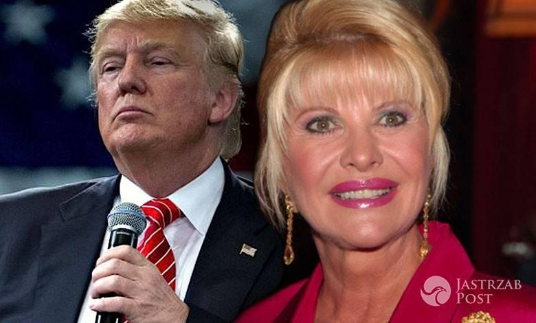 Ivana Trump o Donaldzie Trumpie