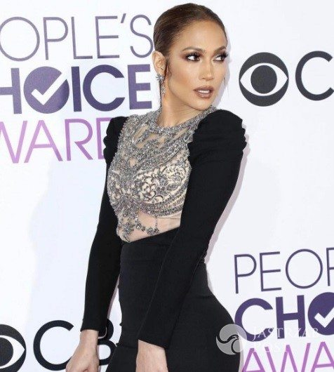 Jennifer Lopez People's Choice Awards 2017