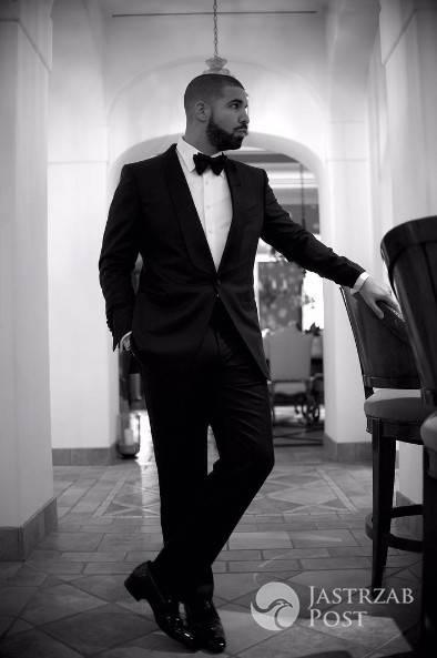 Drake - Sylwester 2016/2017 (fot. Instagram)