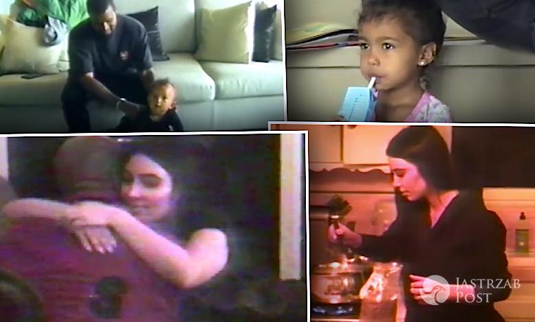Kim Kardashian i Kanye West wideo
