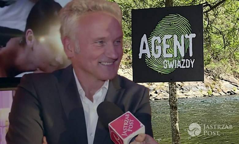 Jarosław Kret o udziale w Agencie