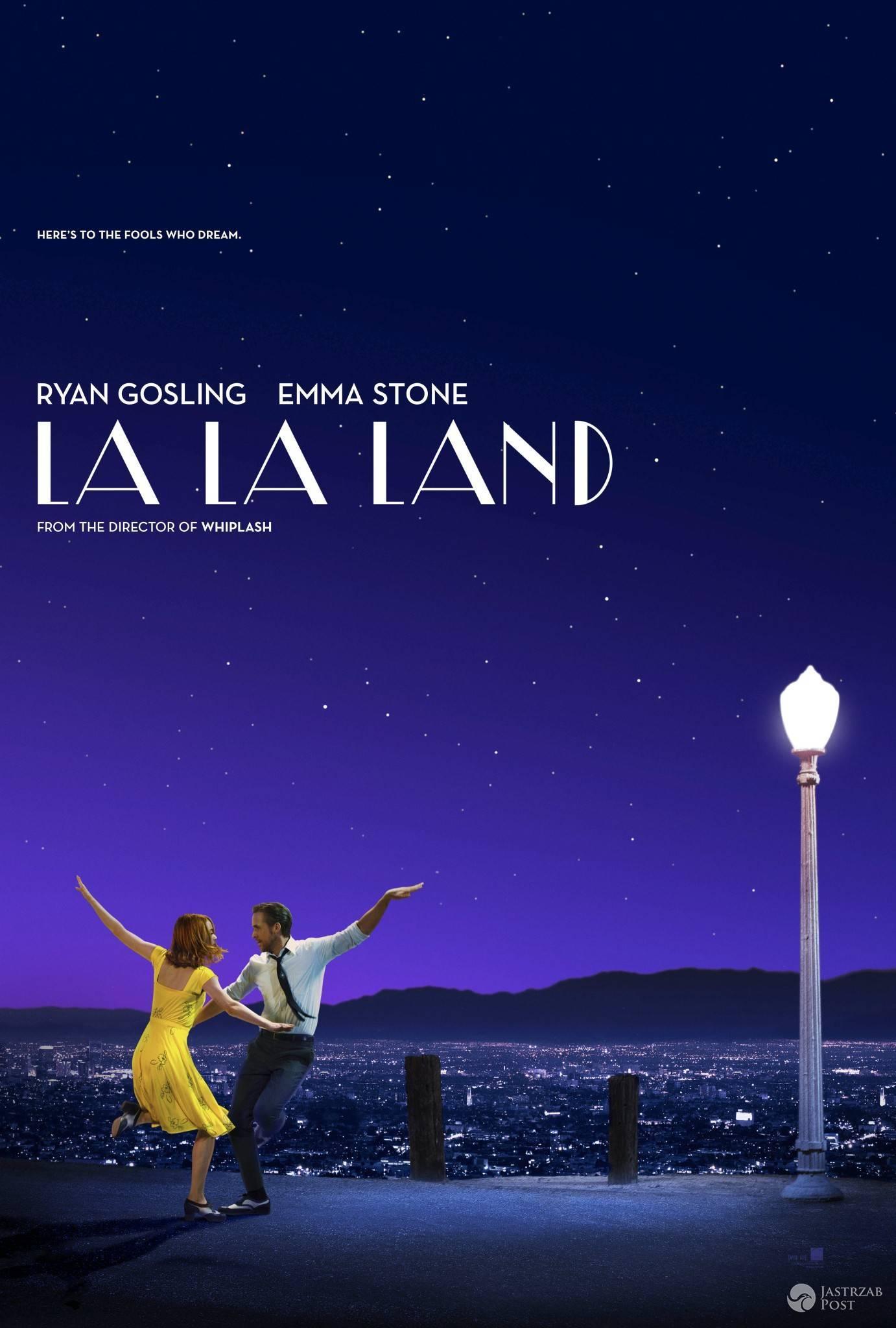 "Plakat filmu ""La La Land"""