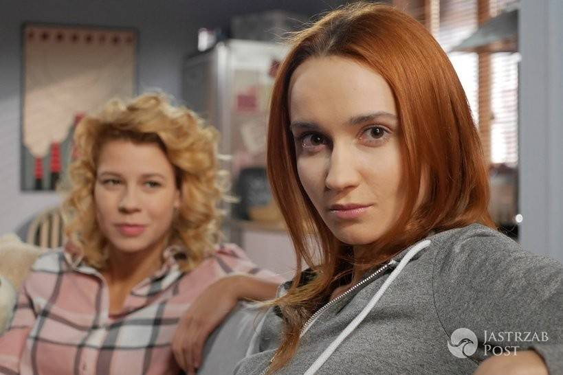 Maria Szafirska - nowa fryzura