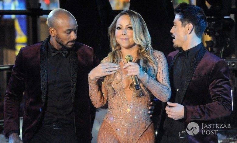 Mariah Carey - Sylwester 2016/2017