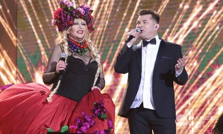 Maryla Rodowicz i Zenon Martyniuk - Sylwester 2016 Zakopane