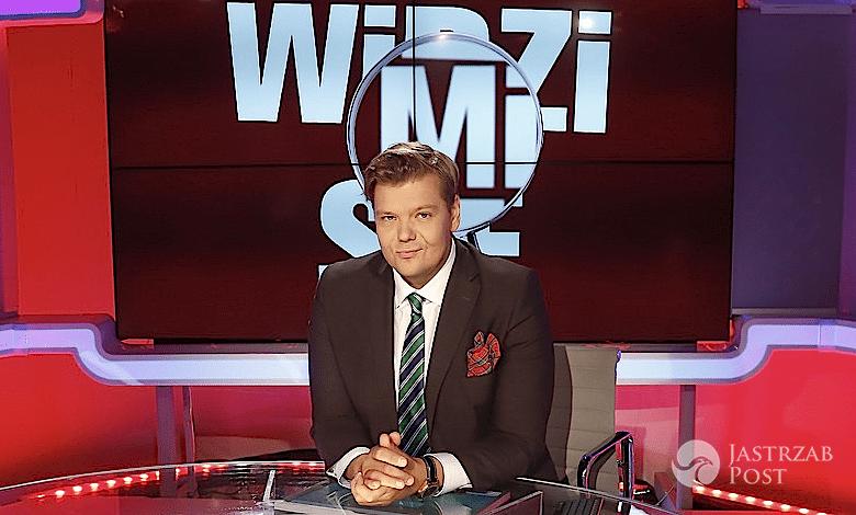 Michał Figurski wraca do pracy w Widzimisię